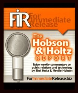 For Immediate Release: A Discussion on B2B Social Media