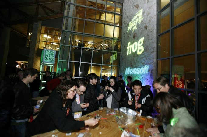 SXSW: We Still Need to Get Together in the Real World?