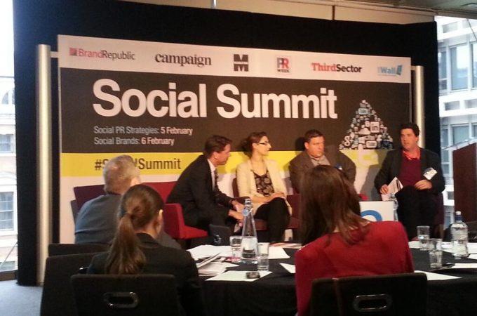 Takeaways for B2B Companies from the PR Week Social Summit